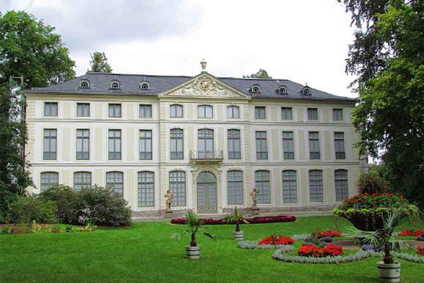 Sommer-Palais im Greizer Park