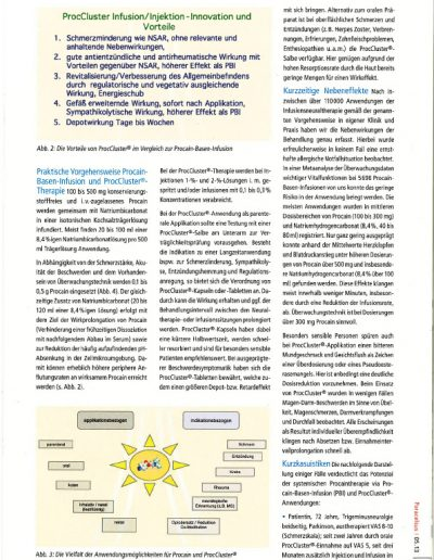 Procain-Basen-Therapie